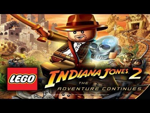 Vidéo LEGO Jeux vidéo WIIIJ2 : Lego Indiana Jones 2 - Wii