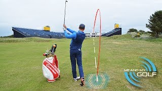 HOW TO CONTROL DISTANCE WITH YOUR SHORT IRONS