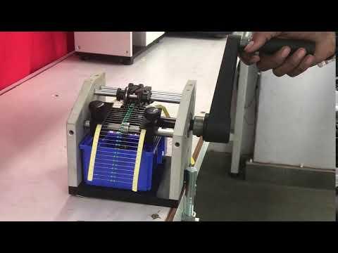 Manual Lead Cutting Machine