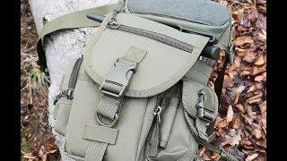 Freedom Hüfttasche - Review - Günstige Rucksack Alternative?
