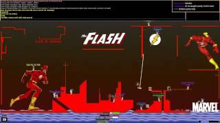 Worms Armageddon - Rocky vs. The Flash