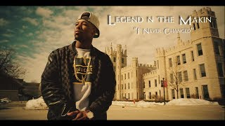 """Legend N The Makin ""