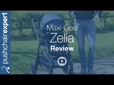 Maxi-Cosi Zelia Review – Pushchair Expert – Up Close