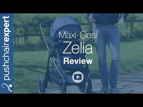 Maxi-Cosi Zelia Review – Pushchair Expert – Up Close