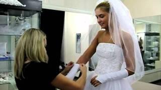 Даша Старкова, Выбор платья