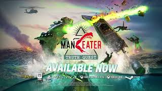 VideoImage1 Maneater: Truth Quest