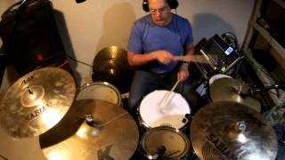Chantel Kreviazuk - What If It All Means Something - drum cover by Steve Tocco