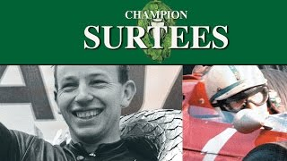 John Surtees - Legend on two and four wheels