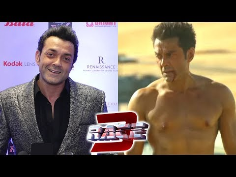 Bobby Deol's FIRST REACTION After Race 3 Crossed 1