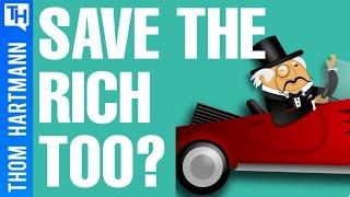 Will Billionaires Get Thousand Dollar Checks?