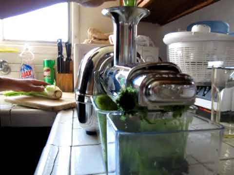 green juice recipes for a juicer