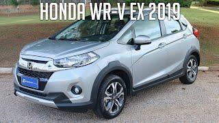 Avaliação: Honda WR-V EX 2019