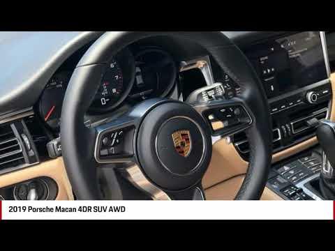 2019 Porsche Macan RB06664