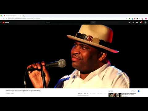 Patrice O'Neil And What Is Funny (TMBS ft. Mike Recine)