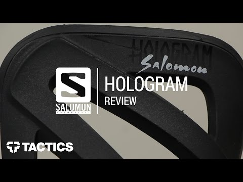 Salomon Hologram 2018 Snowboard Binding Review – Tactics.com