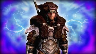 Skyrim SE Builds - The Silver Hand - Werewolf Hunter Modded Build