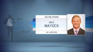 NFL Network Analyst Mike Mayock Says #1 Pick Mitchell Tribusky Is a Reach - 4/27/17