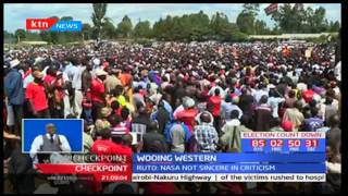 DP William Ruto tells of NASA principals saying they are offering empty talk