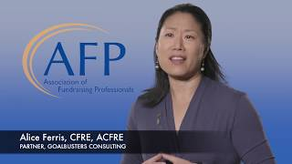 AFP Membership - Career Development and Support Network