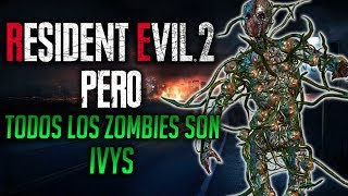 ALL ZOMBIES ARE IVY