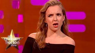 Jodie Comer's Most Shocking Fan Request   The Graham Norton Show