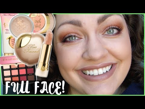Peach Perfect Foundation by Too Faced #3