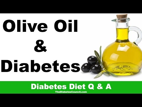 Platte von Diabetes