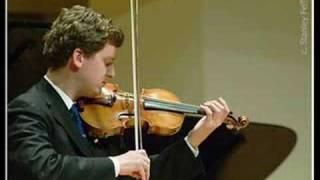 James Ehnes plays Bach A min Fugue