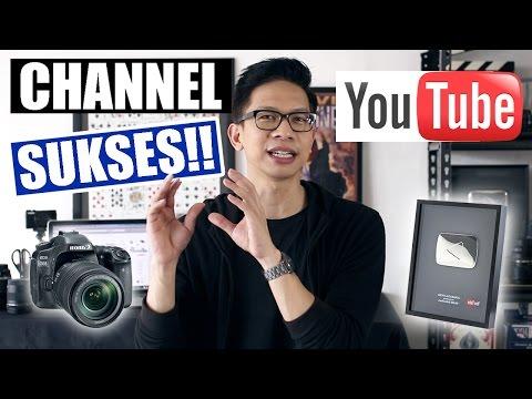 Video 19 Cara CEPAT Membangun Channel YouTube yg Sukses & Berkembang!! Dapat View dan Subscriber!!