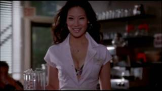 Lucy Liu - CodeName: The Cleaner - Hot Waitress Scene (HD)