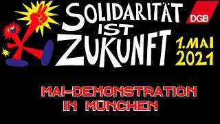 1. Mai in München: »Die Superreichen müssen zahlen«