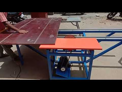 Wood Cutting Machine
