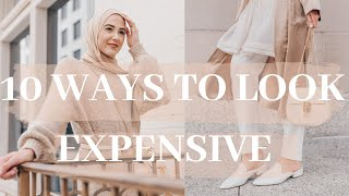 How To Look Expensive On A Budget!