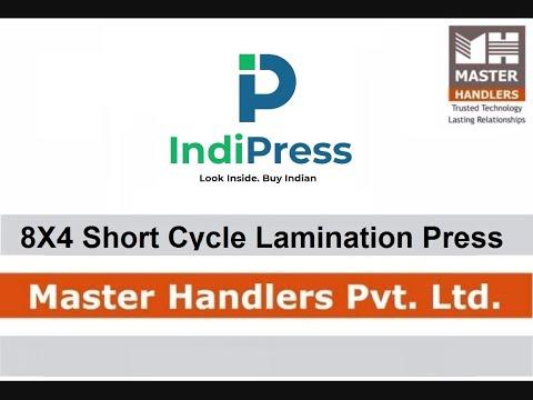 Short Cycle Lamination Press_ Indi-Press
