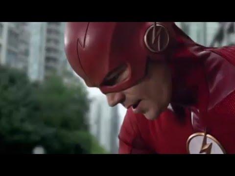 The Flash 6x01 Opening Scene