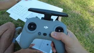 DJI FPV Drone Combo Paketi ve DJI Motion Controller Türkçe Kutu Açılımı ve Ön İnceleme
