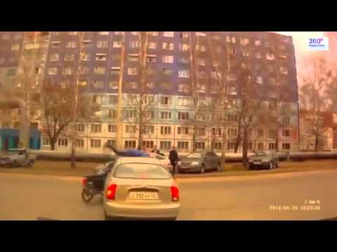 ДТП и аварии при перестроении
