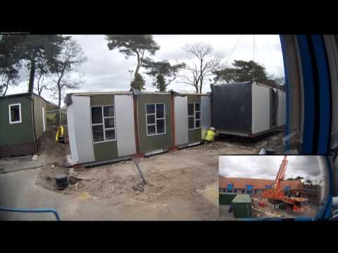 Twynham School Timelapse Video
