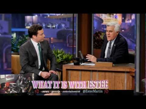 Jay Leno Replaced by Fallon - Bobby Brown Arrested and Released in Record Time