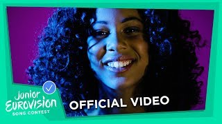 "JESC 2018 | Jael Wena releases Junior Eurovision song ""Champion"""