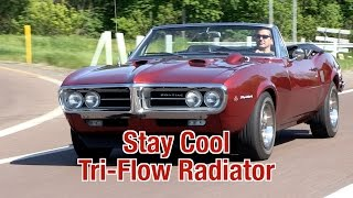 How To Install a Tri-Flow Aluminum Radiator to Keep Your Car Cool - Eastwood