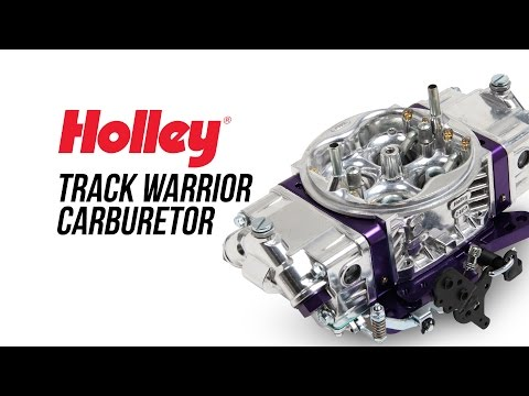 Holley Track Warrior Carburetors
