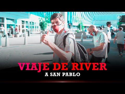 La ilusión de River, rumbo a Brasil