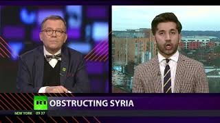 Crosstalk: Obstructing Syria