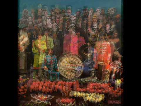 Sgt. Pepper's Lonely Hearts Club Band / With A Little Help From My Friends