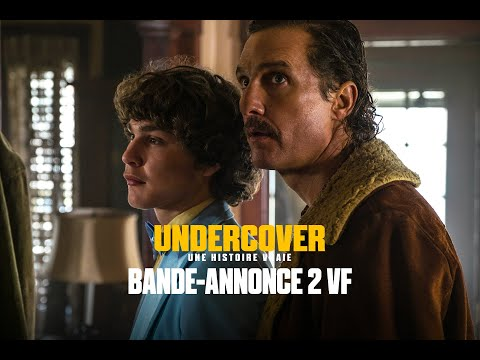 Undercover : Une Histoire Vraie - Bande-annonce 2 - VF