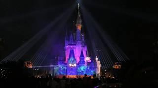 [4k]ナイトタイムスペクタキュラー「Celebrate!Tokyo Disneyland」(2018.8.30)