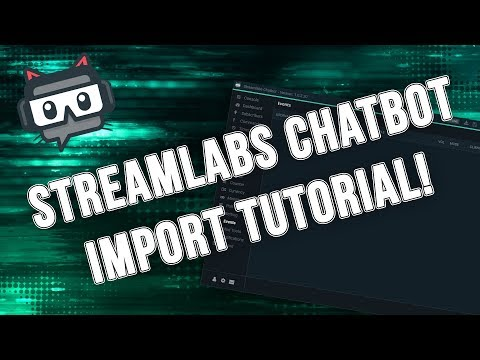 Streamlabs Chatbot: Songrequest Setup and Usage - смотреть онлайн на