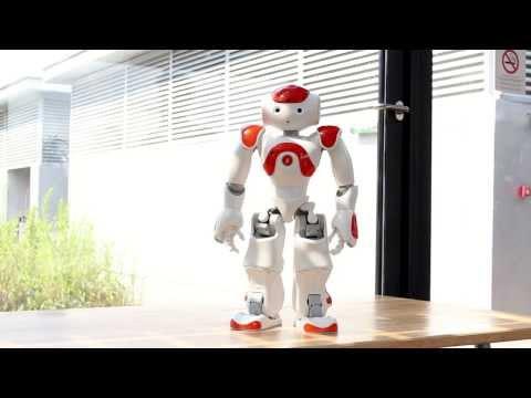 הרובוט שרוקד את כל הסגנונות!