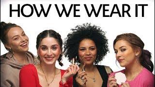 How We Wear It: FENTY BEAUTY by Rihanna & PAT McGRATH LABS | Sephora - Video Youtube